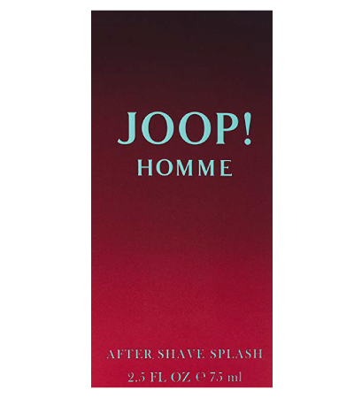 joop aftershave