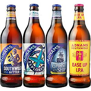 Adnams Ale Mixed Gift Pack