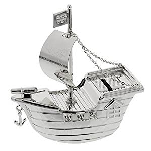 silverpalted pirate ship
