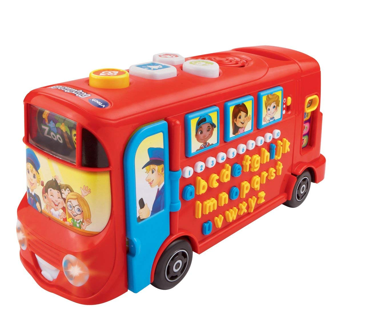 Educational Play Bus
