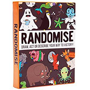 randomise board game
