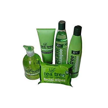 Tea Tree Bath Set